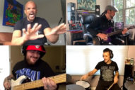 Anthrax's Charlie Benante and DMC Team Up on New Charity Collab