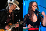 Fiona Apple Contributed to Bob Dylan's <em>Rough and Rowdy Ways</em>