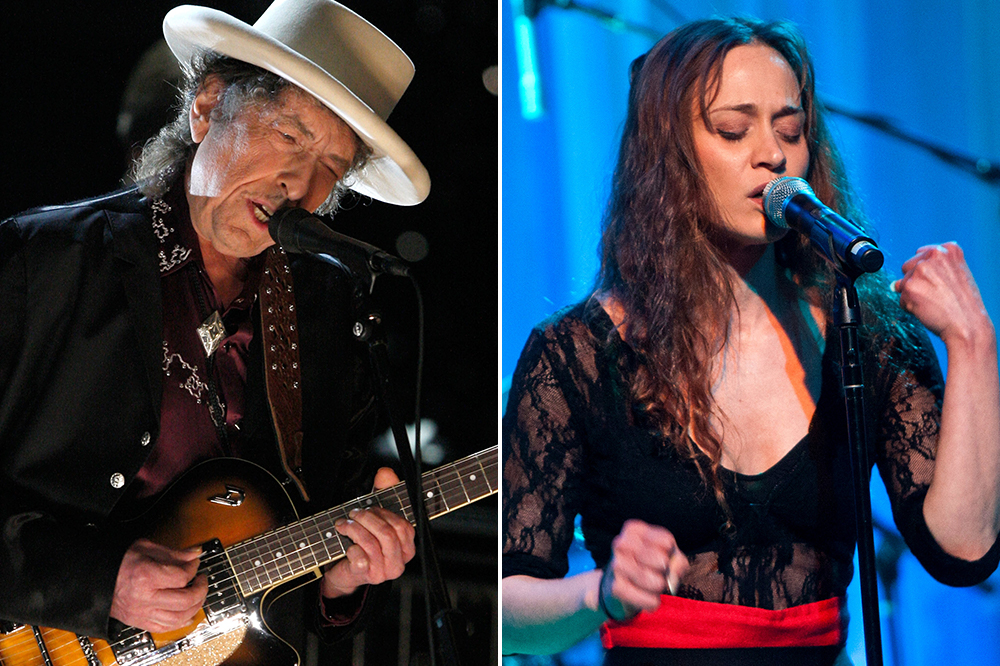 Bob Dylan Fiona Apple