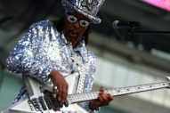 Bootsy Collins on James Brown's Best Piece of Advice and Why Funk Will Always Prevail