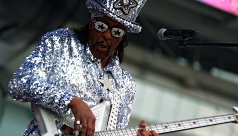 Bootsy Collins on James Brown's Advice