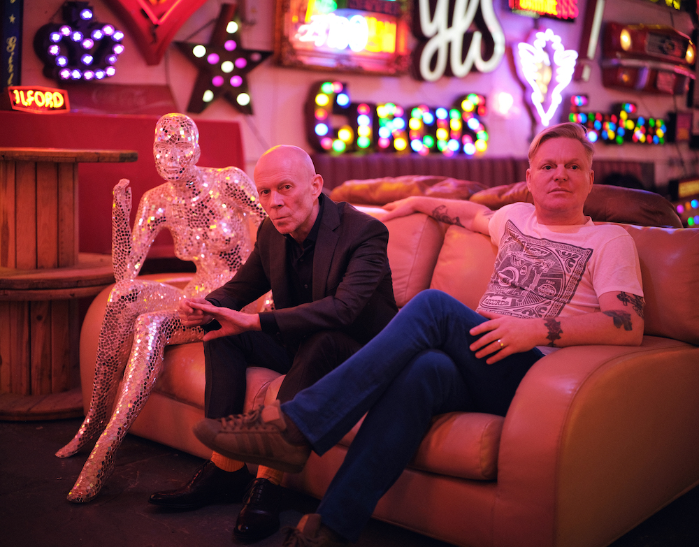 Erasure Announce New Album and Share 'Hey Now (Think I Got a Feeling)'
