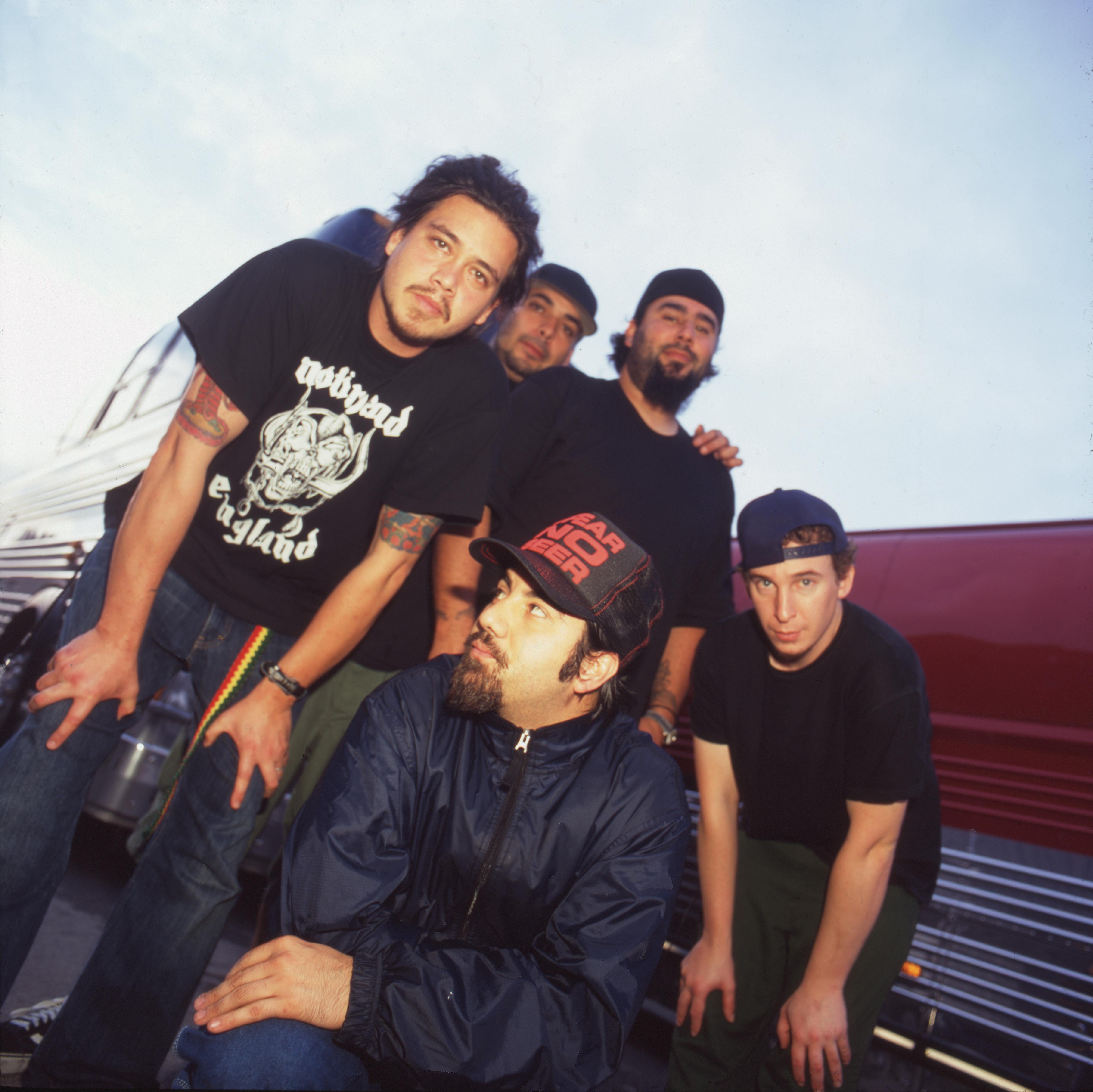Deftones 2000