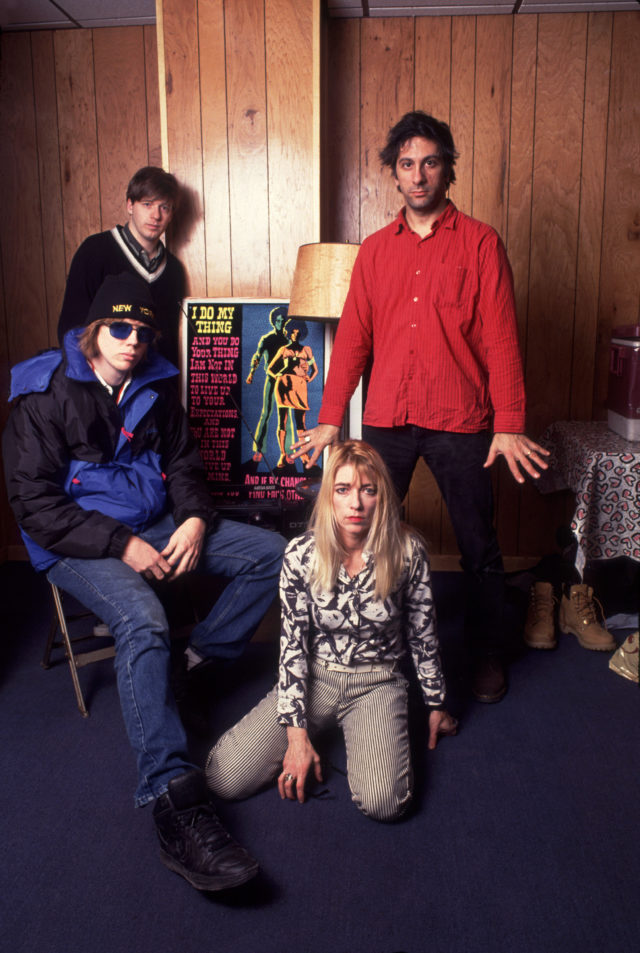 Sonic Youth 1995