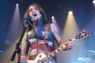 The Darkness' Justin Hawkins Rushed to Hospital Due to Chemical Burns
