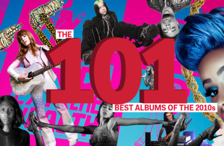 The 101 Best Albums of the 2010s