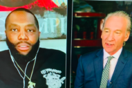 Bill Maher Tells Killer Mike to Run for Office on <i>Real Time</i>