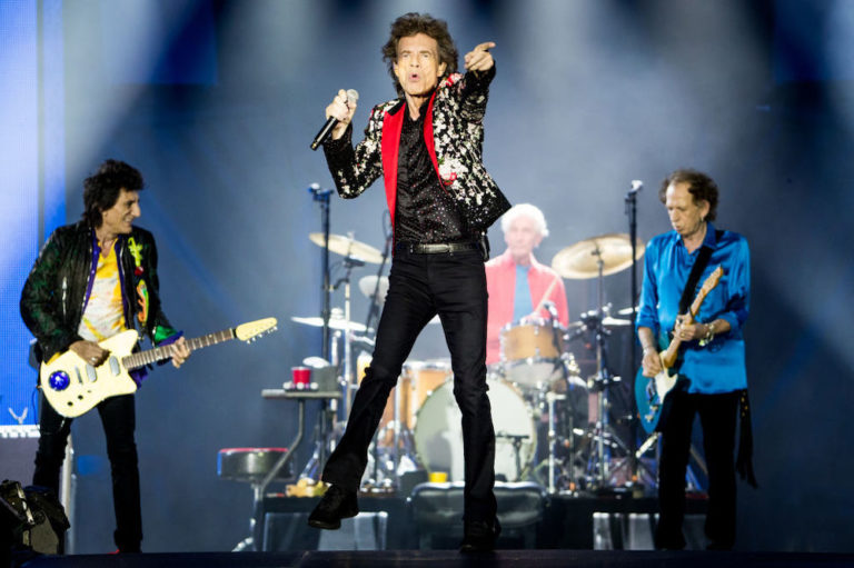 The Rolling Stones In Concert - Miami, FL