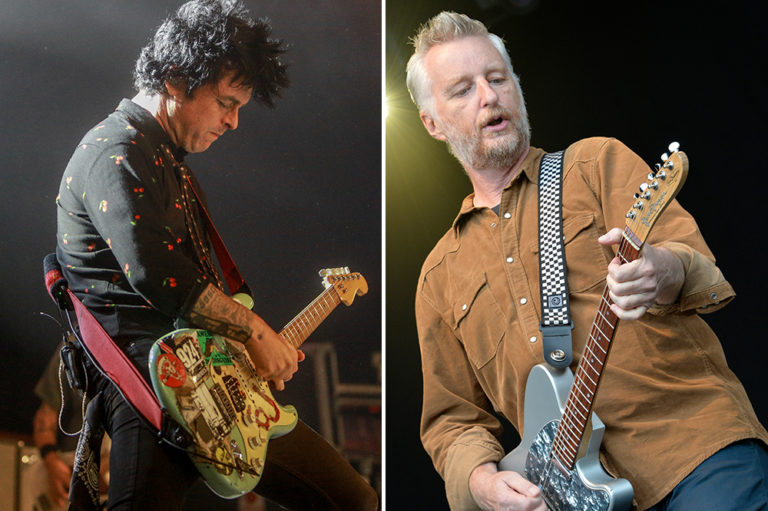 Billie Joe Armstrong Billy Bragg