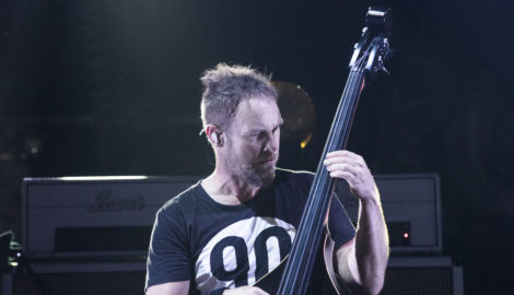 Stockpiling Riffs With Pearl Jam's Jeff Ament