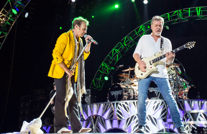 David Lee Roth Doubts Van Halen Will Tour Again Spin