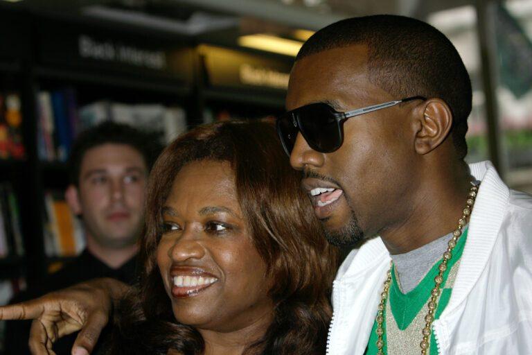 Kanye West Donda West