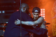 Hear Travis Barker and Run the Jewels' Explosive Collab 'Forever'