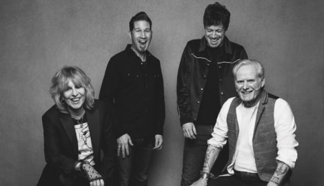 Chrissie Hynde Talks 40 Years of Pretenders