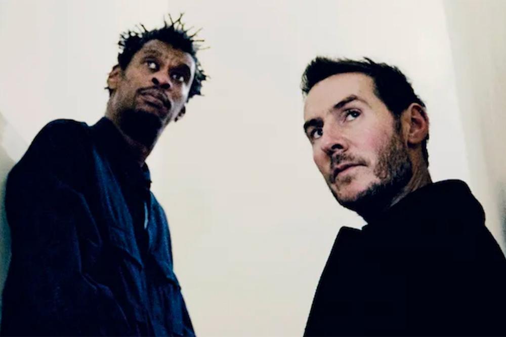 Massive Attack Drop Audiovisual EP 'Eutopia'