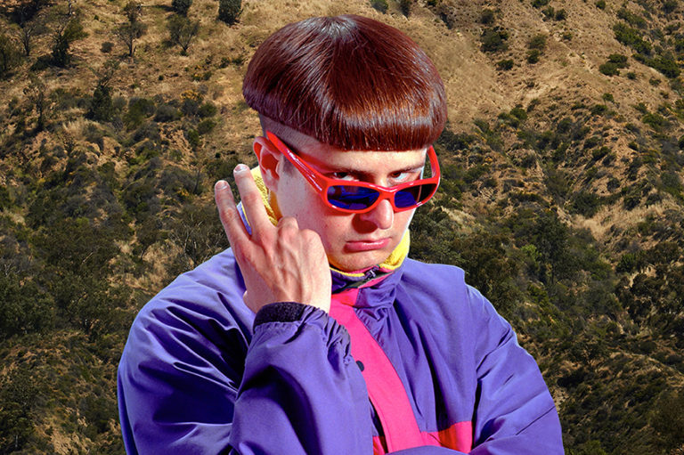 Oliver Tree Press Photo