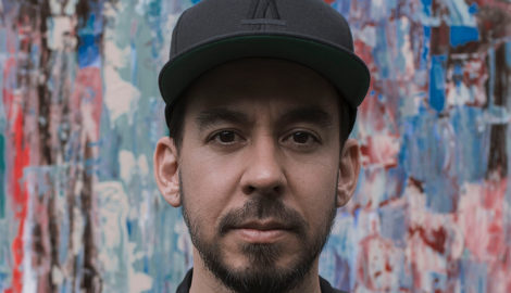 Mike Shinoda Talks Making an Album on Twitch