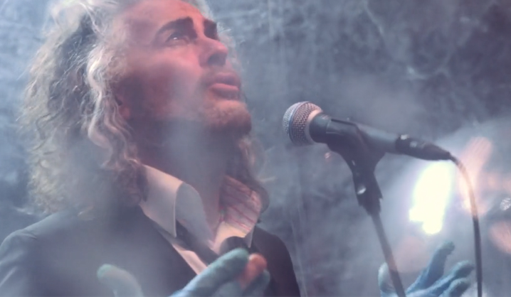The Flaming Lips Go Back Into Their Bubbles in 'Dinosaurs on the Mountain' Video