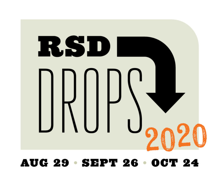 Record Store Day Drop 2020
