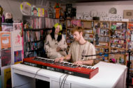 Billie Eilish and Finneas Recreate <em>NPR Music's Tiny Desk</em> Set for At-Home Performance