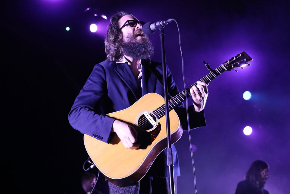 Father John Misty at Celebrate Brooklyn 2019