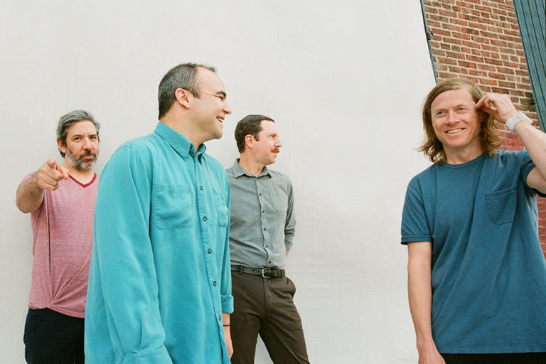Future Islands Portrait by Justin Flythe