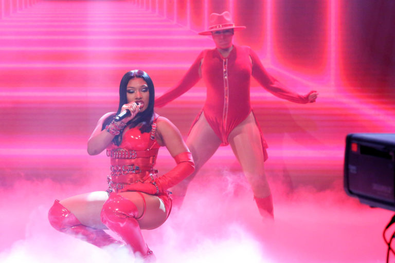 MeganTheeStallion on Fallon