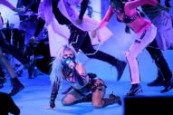 Lady Gaga Makes a Splash With <i>Chromatica</i> Medley in VMAs Performance