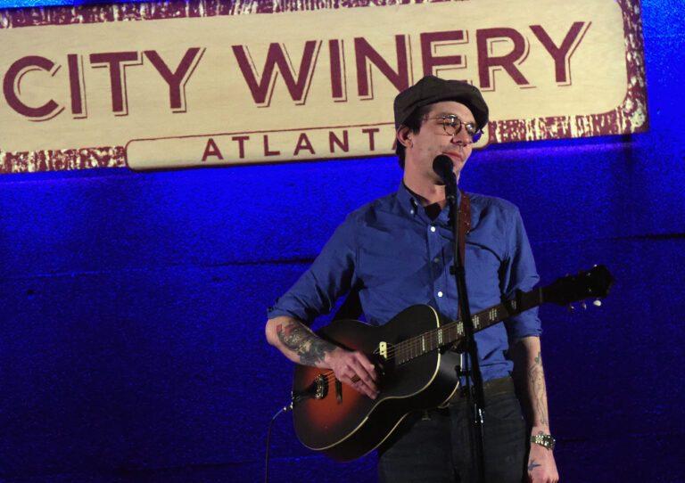 Justin Townes Earle In Concert - Atlanta, Georgia