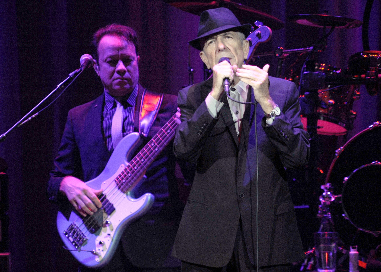 Leonard Cohen In Concert - San Jose, CA