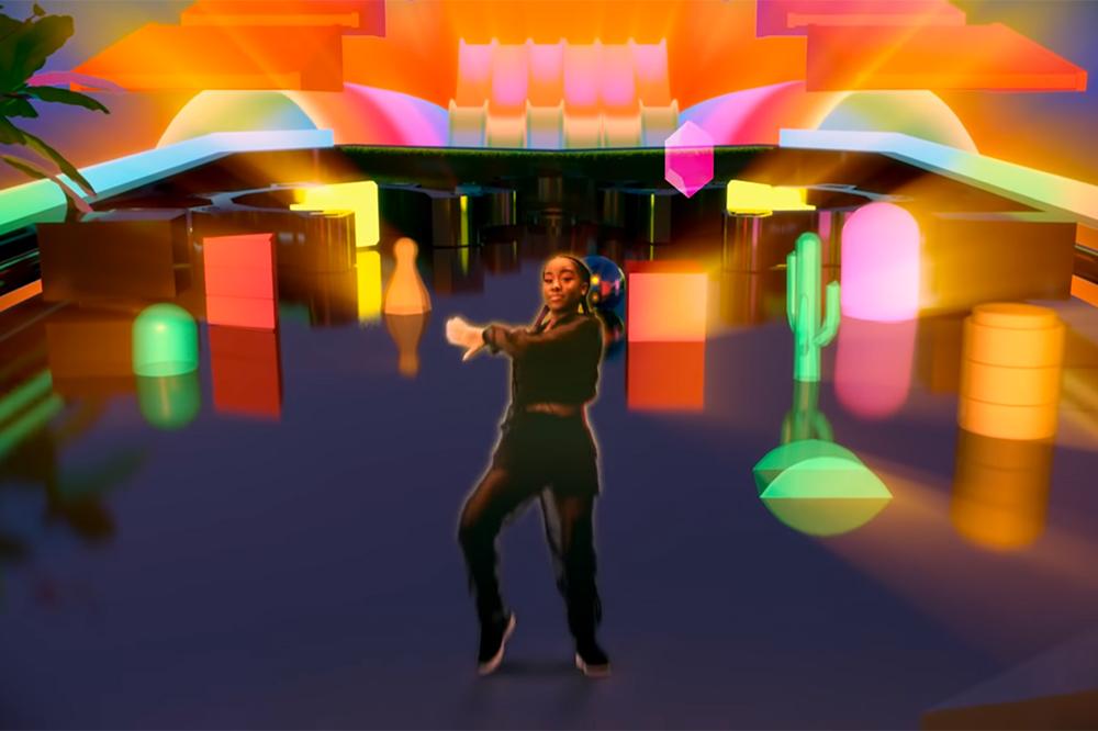 Jaliah Harmon in Sufjan Stevens' Video Game Video