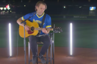 Ben Gibbard Covered John Fogerty's 'Centerfield' Before Mariners Opening Day