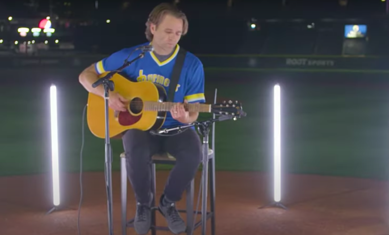 Death Cab for Cutie Seattle Mariners