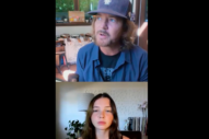 Eddie Vedder Talks Chris Cornell, Activism on Latest Episode of Lily Cornell Silver's IGTV Series