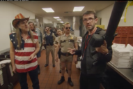 Watch 'Weird Al' Yankovic's Ted Nugent Fire Up the Crowd in <i>Reno 911!</i> Preview Clip