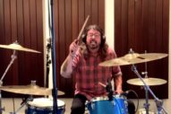 Dave Grohl Answers 10-Year-Old Phenom Nandi Bushell's Challenge to a Drum-Off
