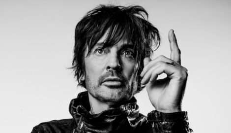 Tommy Lee on Being 'Moved' By Electronica