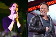 Bruce Springsteen Thinks Lana Del Rey 'Is Simply One of the Best Songwriters in the Country'