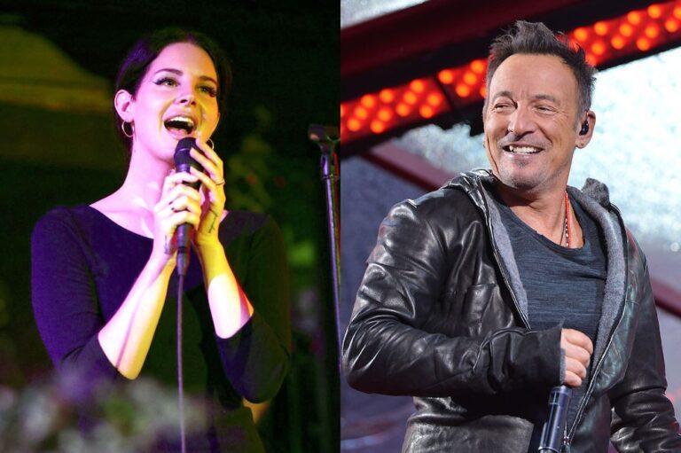 Bruce Springsteen/Lana Del Rey