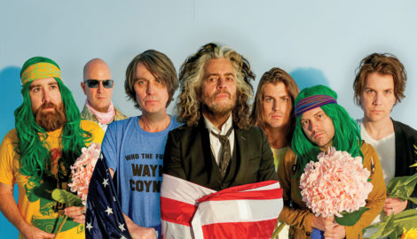 Wayne Coyne on Tom Petty, Space Bubbles, New LP