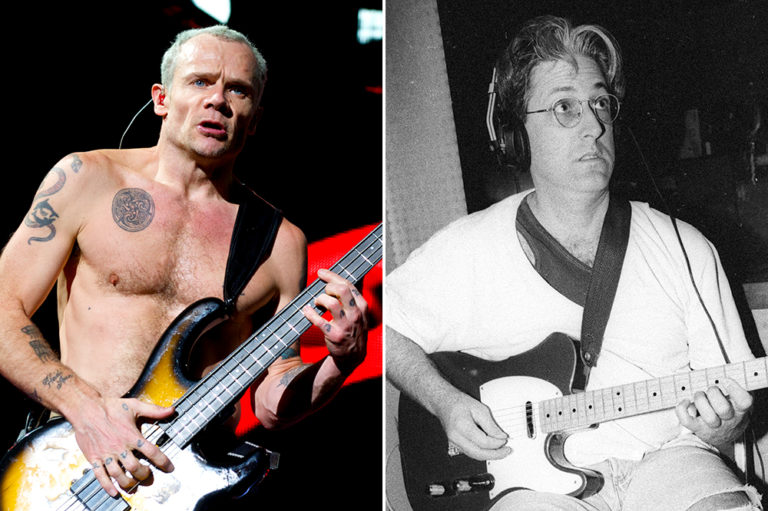 Flea and Jack Sherman