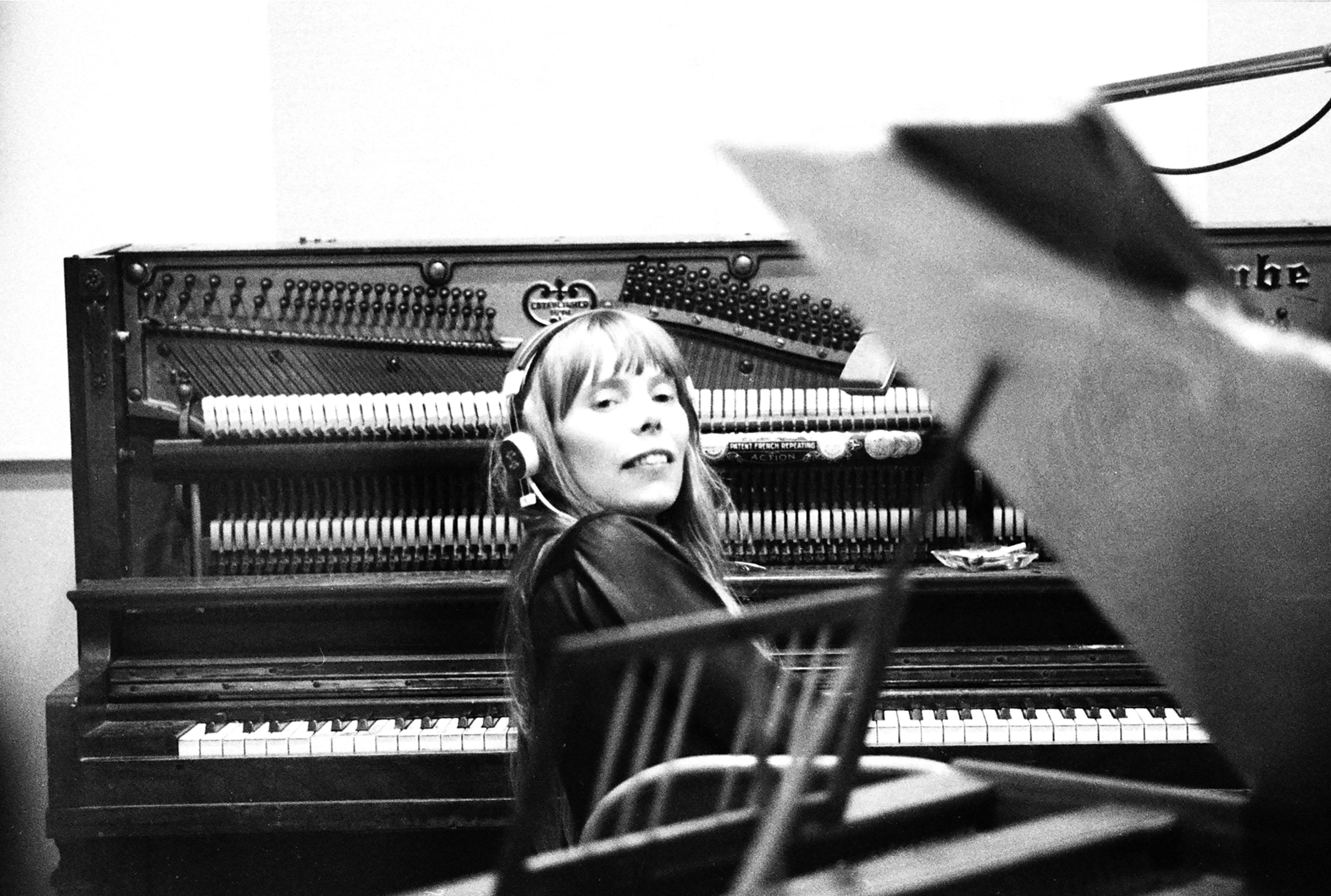 Joni Mitchell 1967