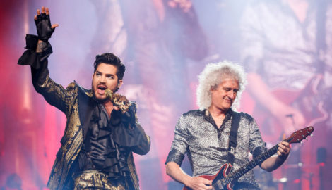 Adam Lambert on His First Live Album With Queen