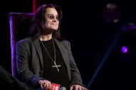 Ozzy Osbourne Says 'No Way' to Black Sabbath Reunion