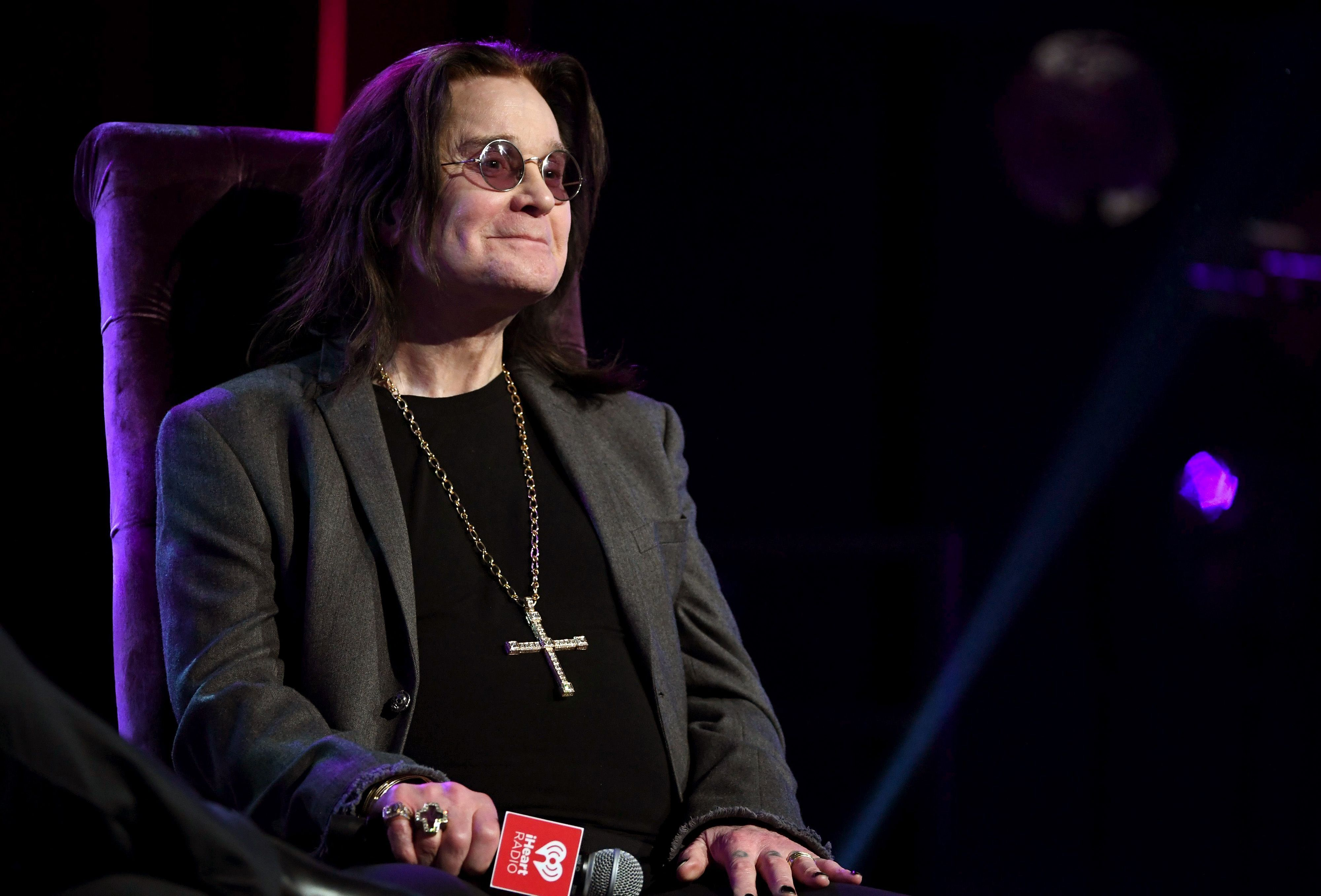 iHeartRadio ICONS With Ozzy Osbourne: In Celebration Of Ordinary Man At The iHeartRadio Theater