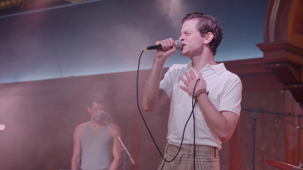 The Tonight Show Starring Jimmy Fallon - Perfume Genius