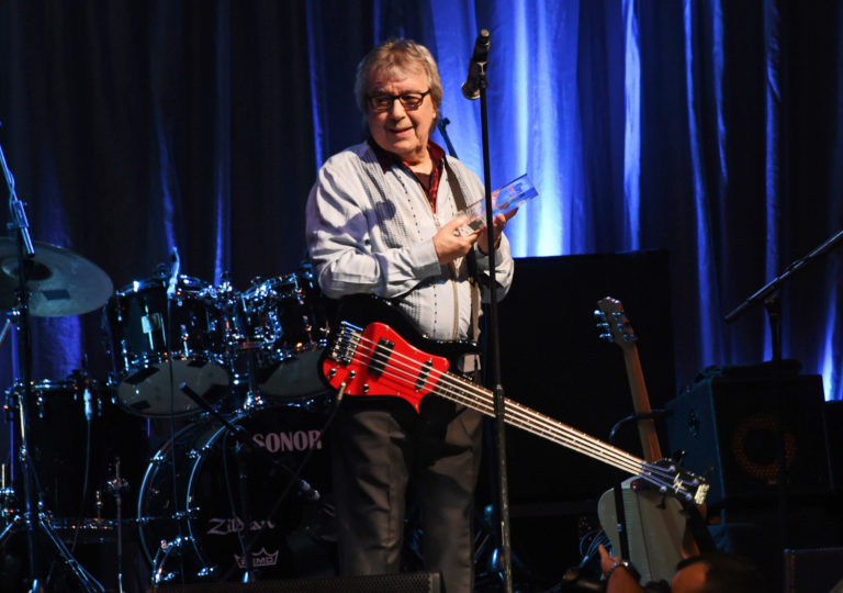 Bill Wyman 80th Birthday Gala At Indigo At The O2