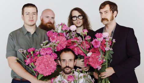 IDLES Shoot for Less Noise, More Volume