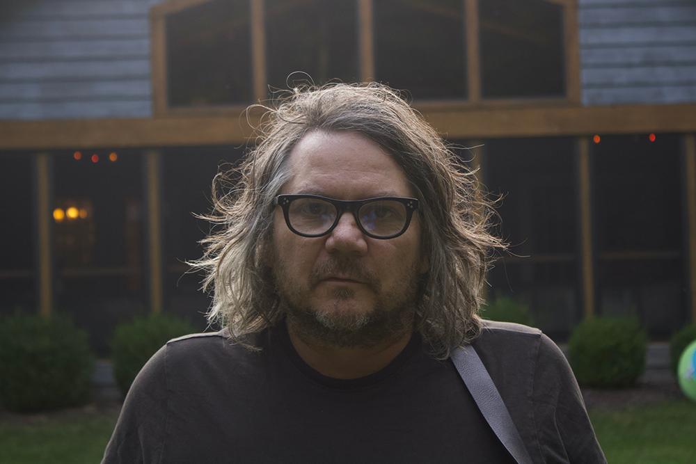 Jeff Tweedy portrait