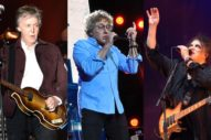 Paul McCartney, the Who, the Cure, More Sharing Unseen Live Footage